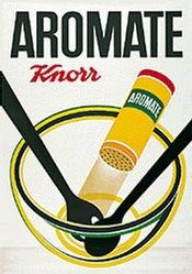 Neukomm Fred - Knorr Aromate