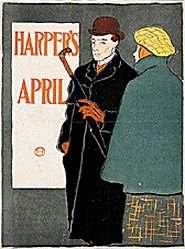 Penfield Edward - Harper's April