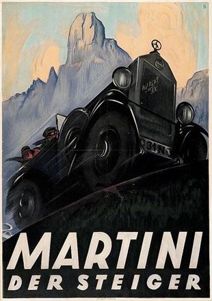 Baumberger Otto - Martini der Steiger