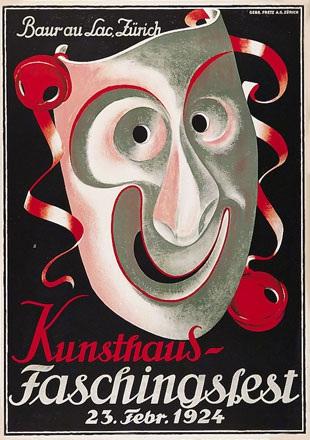 Baumberger Otto - Kunsthaus-Faschingsfest