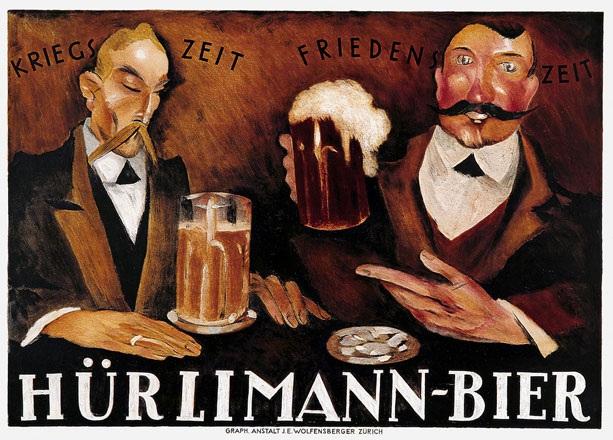 Baumberger Otto - Hürlimann Bier