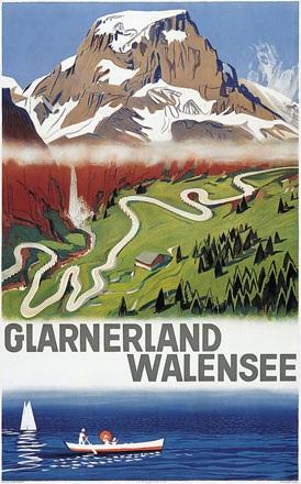 Baumberger Otto - Glarnerland Walensee