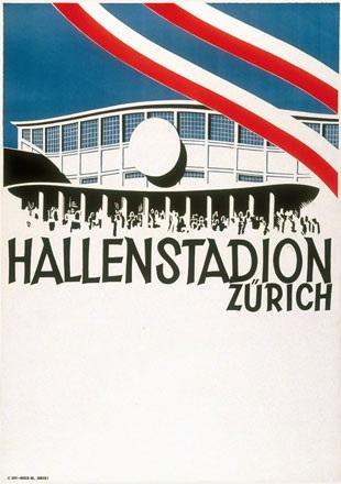 Baumberger Otto - Hallenstadion Zürich