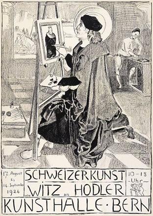 Amiet Cuno - Schweizer Kunst