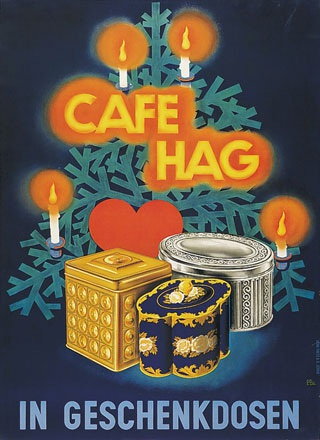 Bachmann Paul - Cafe Hag