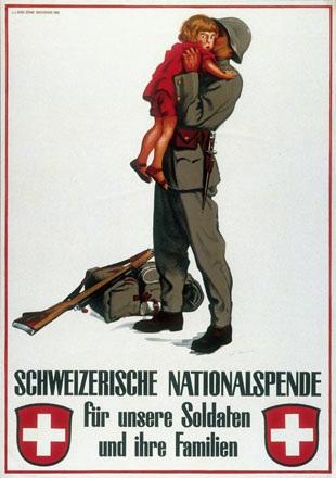 Courvoisier Jules - Schweizerische Nationalspende
