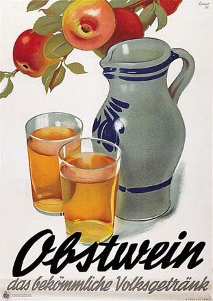 Ernst Otto - Obstwein