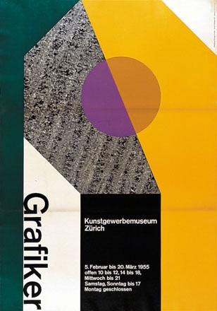 Honegger-Lavater Gottfried - Grafiker