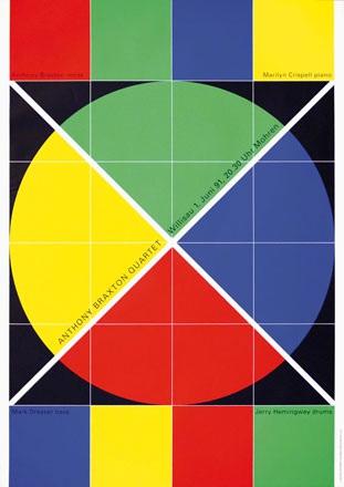 Troxler Niklaus - Anthony Braxton Quartet