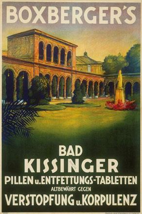 Anonym - Boxberger's Bad Kissinger