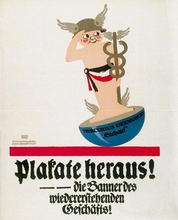 Bernhard Lucian - Plakate heraus