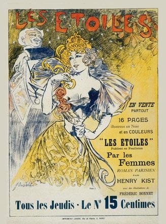 Bonnet Frédéric - Les etoiles