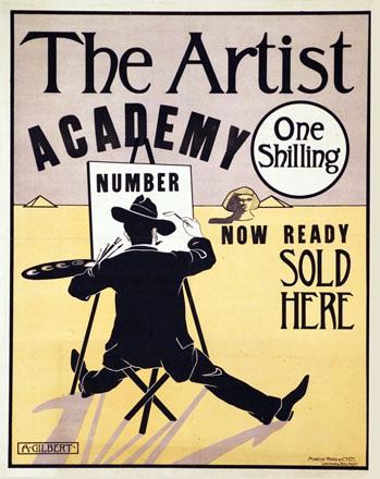 Gilbert A. - The Artist Academy