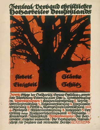 Hohlwein Ludwig - Christl. Holzarbeiter