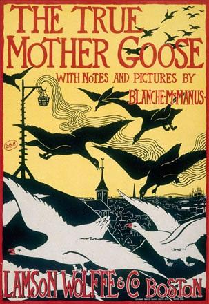 McManus Blanche - The true mother goose