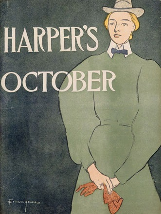 Penfield Edward - Harper's October