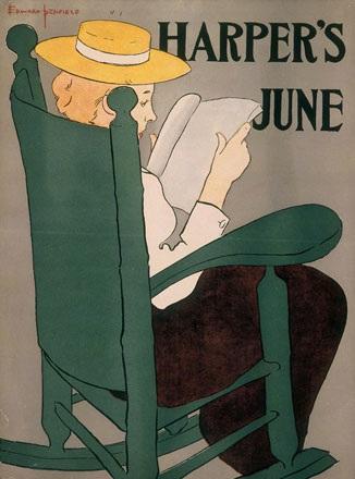 Penfield Edward - Harper's June