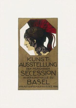 von Stuck Franz - Kunstausstellung der Münchner Secession