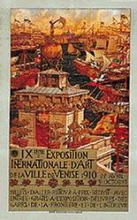 Sezanne Augusto - Exposition Internationale d'Art de la Ville de Ven
