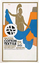 Taylor Horace - British Cotton Textile Exhibition