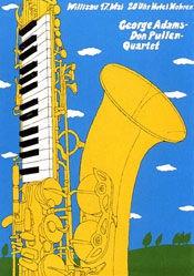 Troxler Niklaus - George Adams - Don Pullen-Quartet