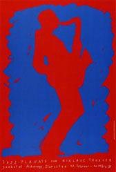 Troxler Niklaus - Jazz Plakate