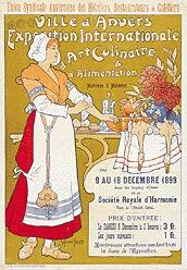 van Neste Alfred - Exposition Internationale d'Art culinaire