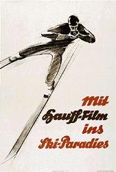 Anonym - Mit Hauff-Film ins Ski-Paradies