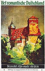 Wiertz Jupp - Het romantische Duitschland