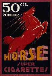 Anonym - Horse Cigarettes