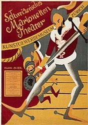 Gubler Ernst - Schweizerisches Marionetten Theater