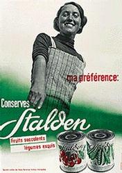 Allenbach Werner - Stalden
