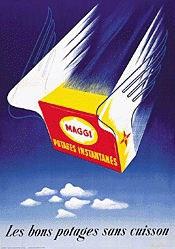 Brun Donald - Maggi - Potages Instantanés