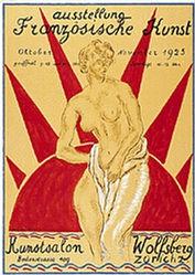 Clairin Pierre Eugène - Französische Kunst