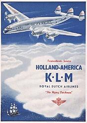 Erkelens Paul C. - KLM - Holland-Amerika
