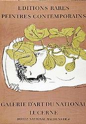 Erni Hans - Editiones rares peintres contemporaines