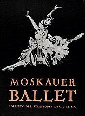 Erni Hans - Moskauer Ballet