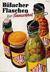 Ernst Otto - Bülacher Flaschen