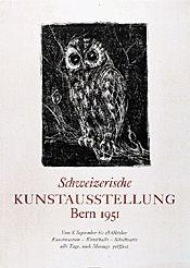 Fischer Hans - Schweizerische Kunstausstellung Bern