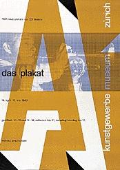 Flückiger Adolf - Das Plakat