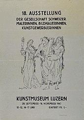 Fries Hanny - Schweizer Malerinnen,