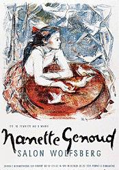 Genoud Nanette - Nanette Genoud