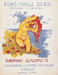 Giacometti Giovanni - Giovanni Giacometti