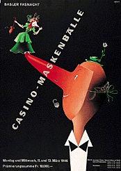Grogg Fritz - Casino-Maskenbälle