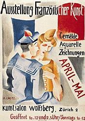 Lhote André - Ausstellung Französische Kunst
