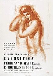 Maire Ferdinand - Ferdinand Maire / P. Röthlisberger