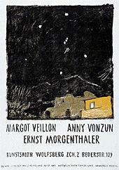 Morgenthaler Ernst - Margot Veillon, Anny Vonzun, Ernst Morgenthaler