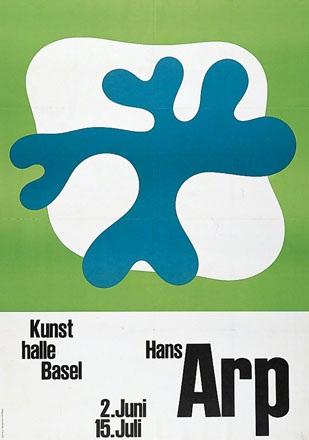 Hofmann Armin - Hans Arp