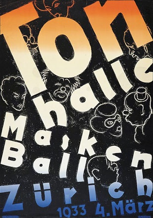 Bucherer Max - Tonhalle Maskenball Zürich