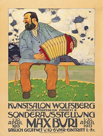Burri Max - Kunstsalon Wolfsberg